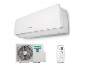 Кондиционер Hisense AS-09UR4SYDDB1G / AS-09UR4SYDDB1W (инвертор)